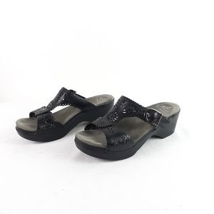 Dansko Leather Sandals Size 37